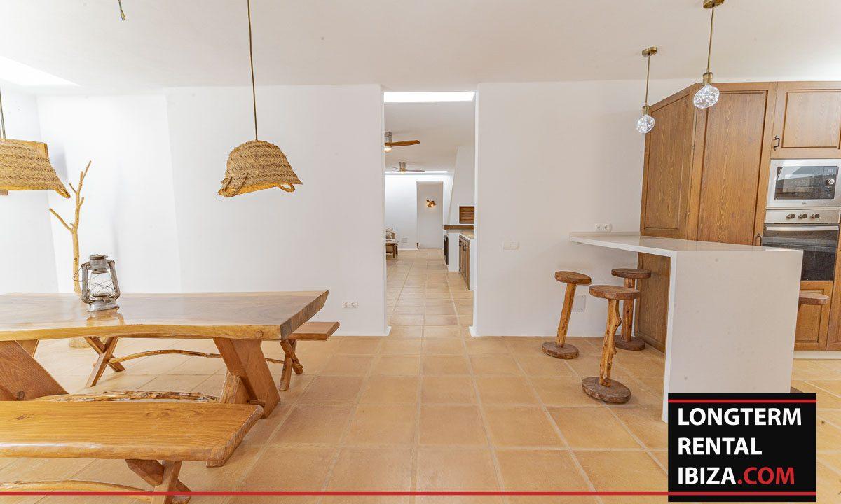 Long term rental ibiza - Finca Valley 17