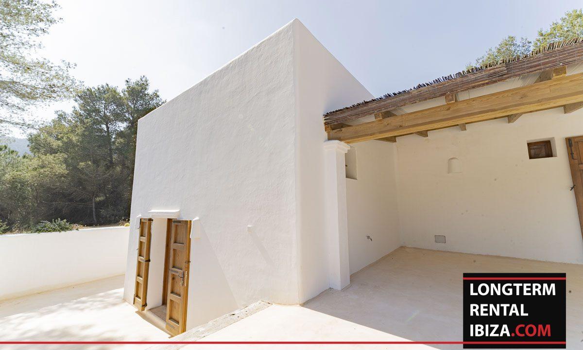 Long term rental ibiza - Finca Valley 20