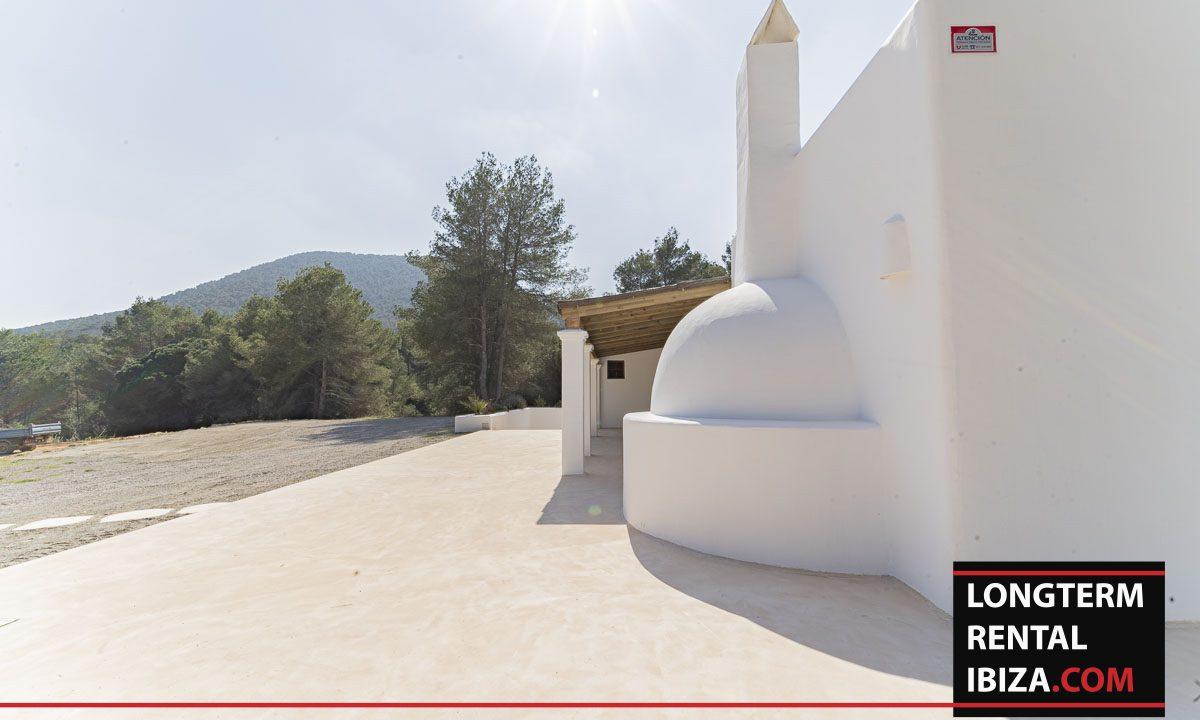 Long term rental ibiza - Finca Valley 21