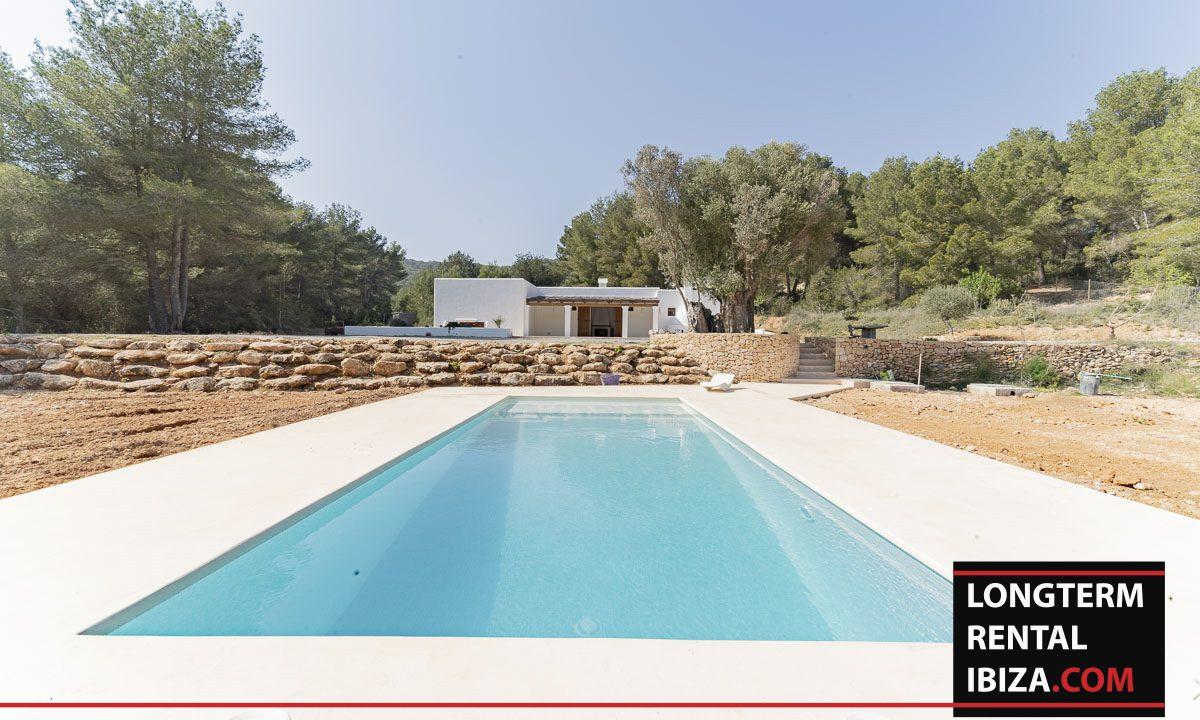 Long term rental ibiza - Finca Valley 28