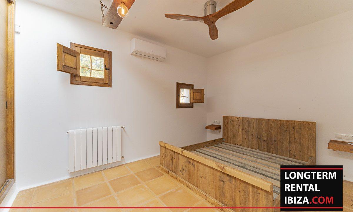 Long term rental ibiza - Finca Valley 3