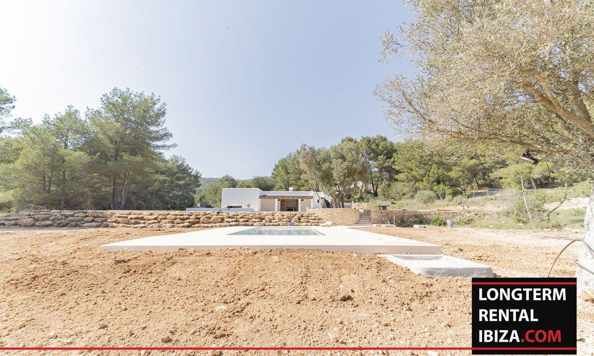 Long term rental ibiza - Finca Valley 30