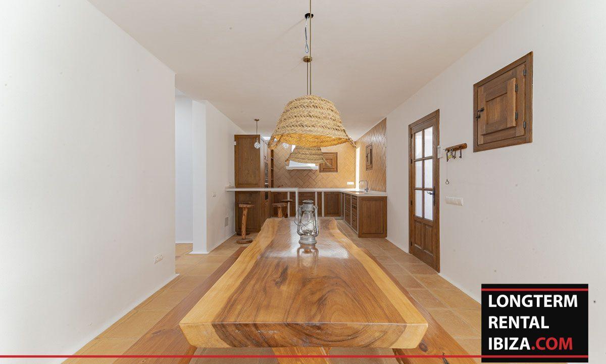 Long term rental ibiza - Finca Valley 35