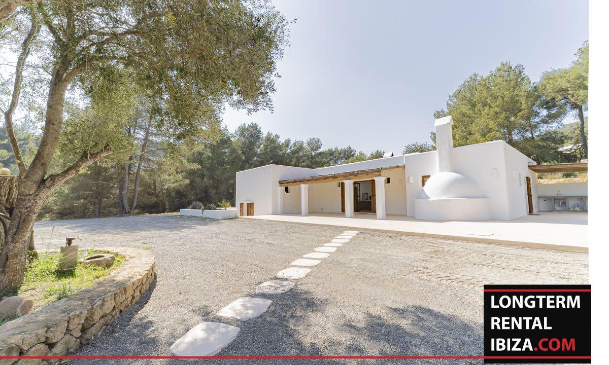 Long term rental ibiza - Finca Valley 39