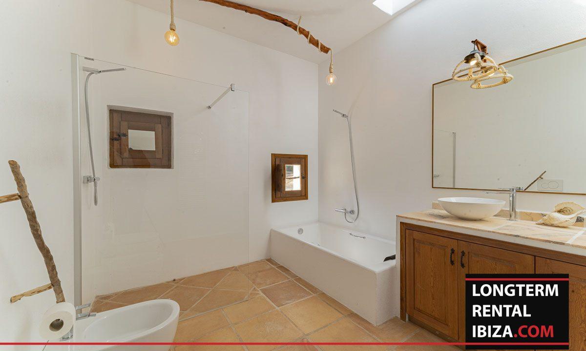 Long term rental ibiza - Finca Valley 4