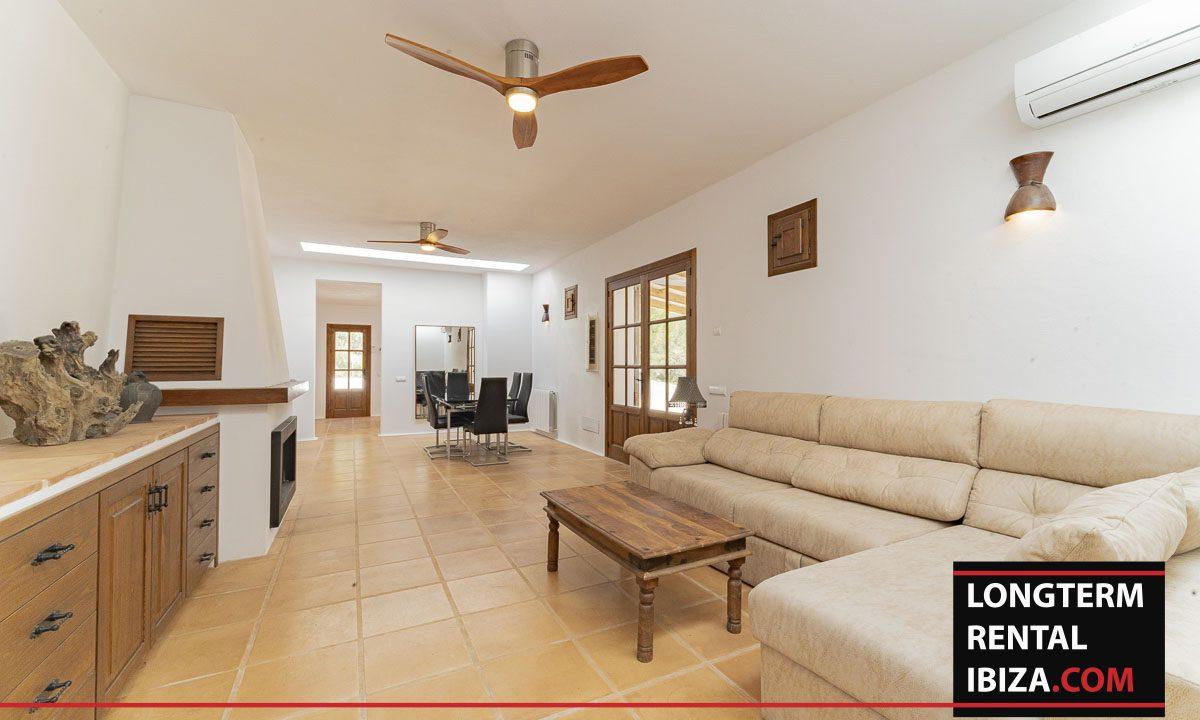 Long term rental ibiza - Finca Valley 44