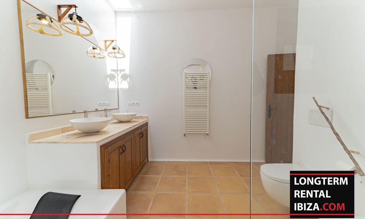 Long term rental ibiza - Finca Valley 5