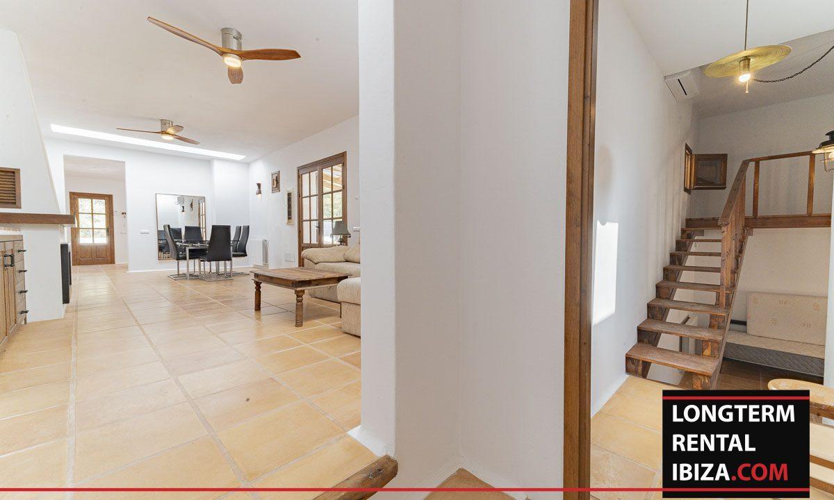 Long term rental ibiza - Finca Valley 6
