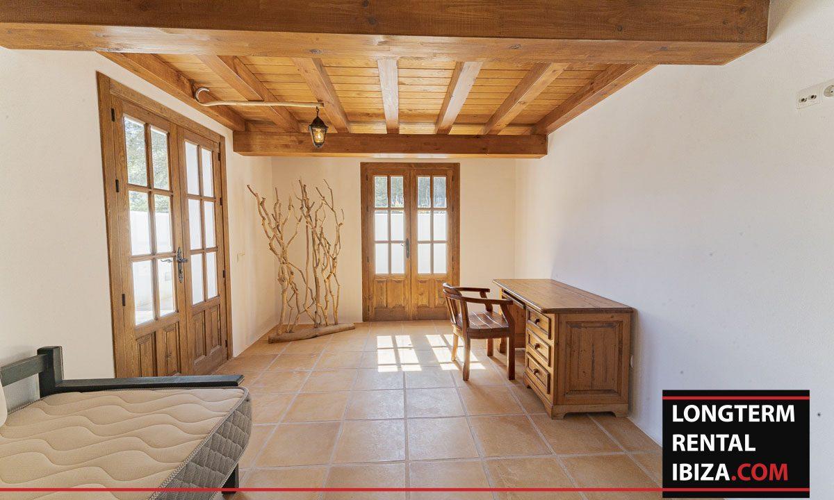 Long term rental ibiza - Finca Valley 9