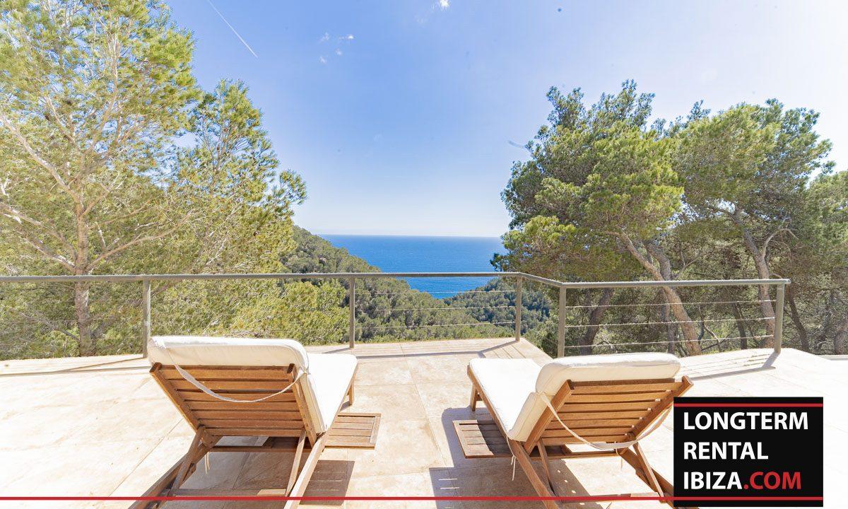 Long term rental ibiza - Mansion Cape LLonga 1