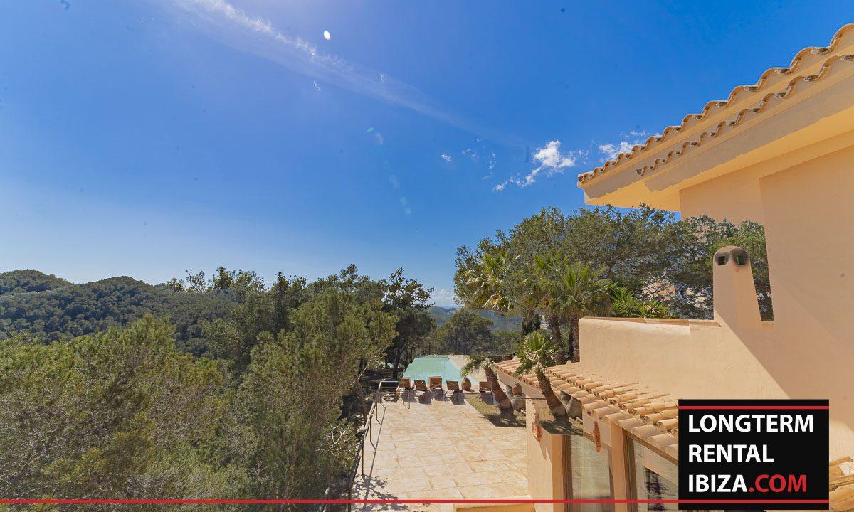 Long term rental ibiza - Mansion Cape LLonga 11