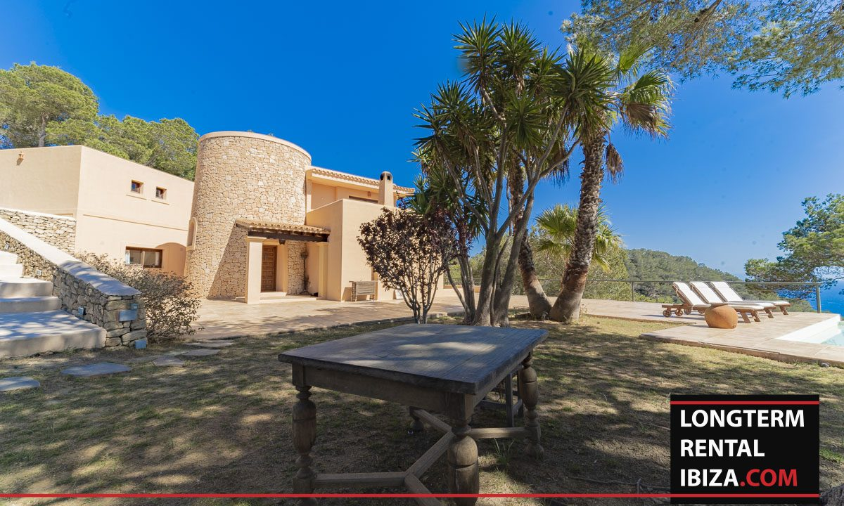 Long term rental ibiza - Mansion Cape LLonga 12
