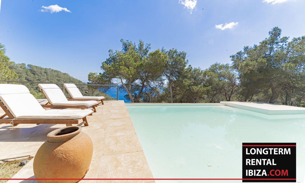 Long term rental ibiza - Mansion Cape LLonga 13