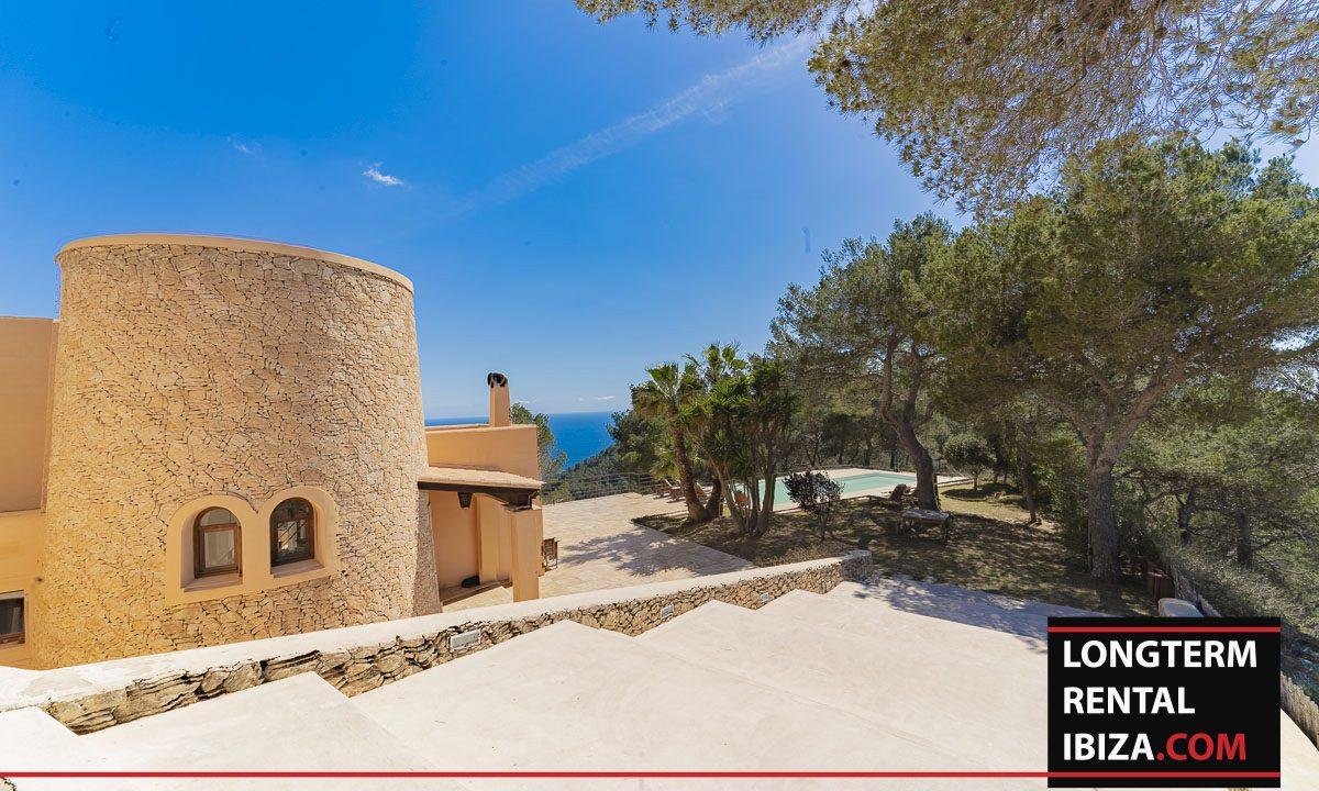 Long term rental ibiza - Mansion Cape LLonga 15