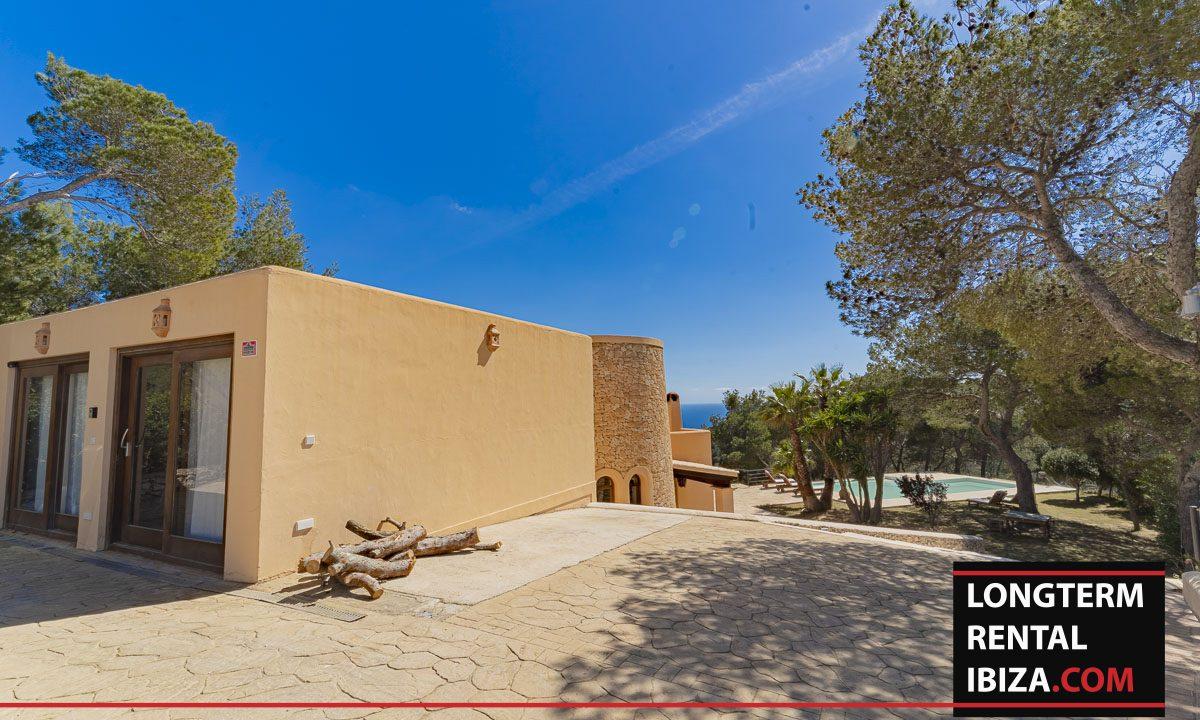 Long term rental ibiza - Mansion Cape LLonga 16