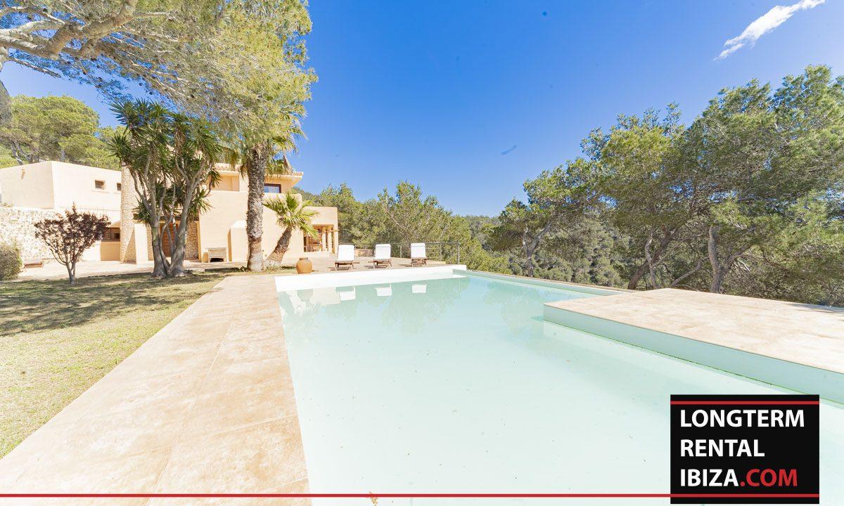Long term rental ibiza - Mansion Cape LLonga 18