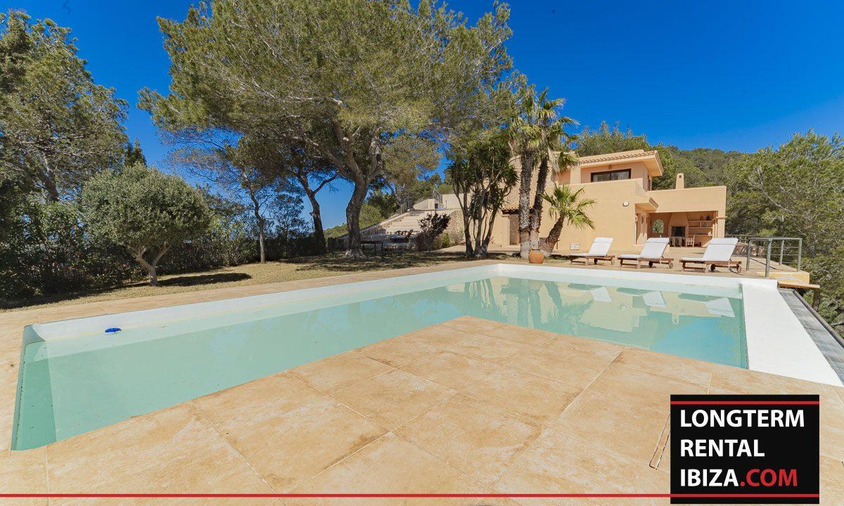 Long term rental ibiza - Mansion Cape LLonga 19