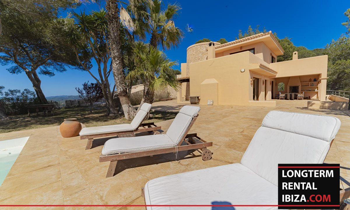 Long term rental ibiza - Mansion Cape LLonga 20