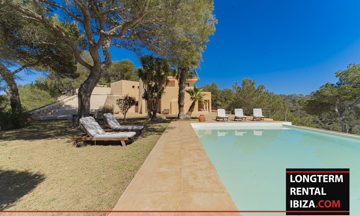 Long term rental ibiza - Mansion Cape LLonga 22