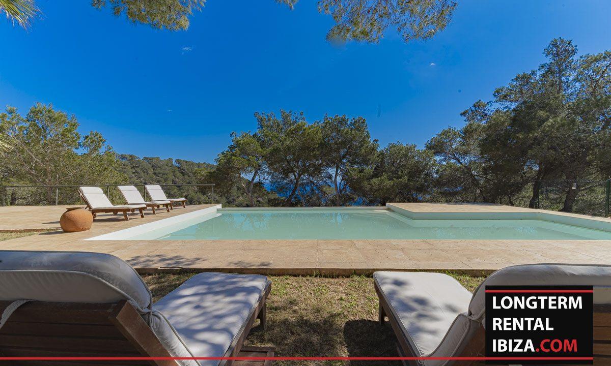 Long term rental ibiza - Mansion Cape LLonga 23