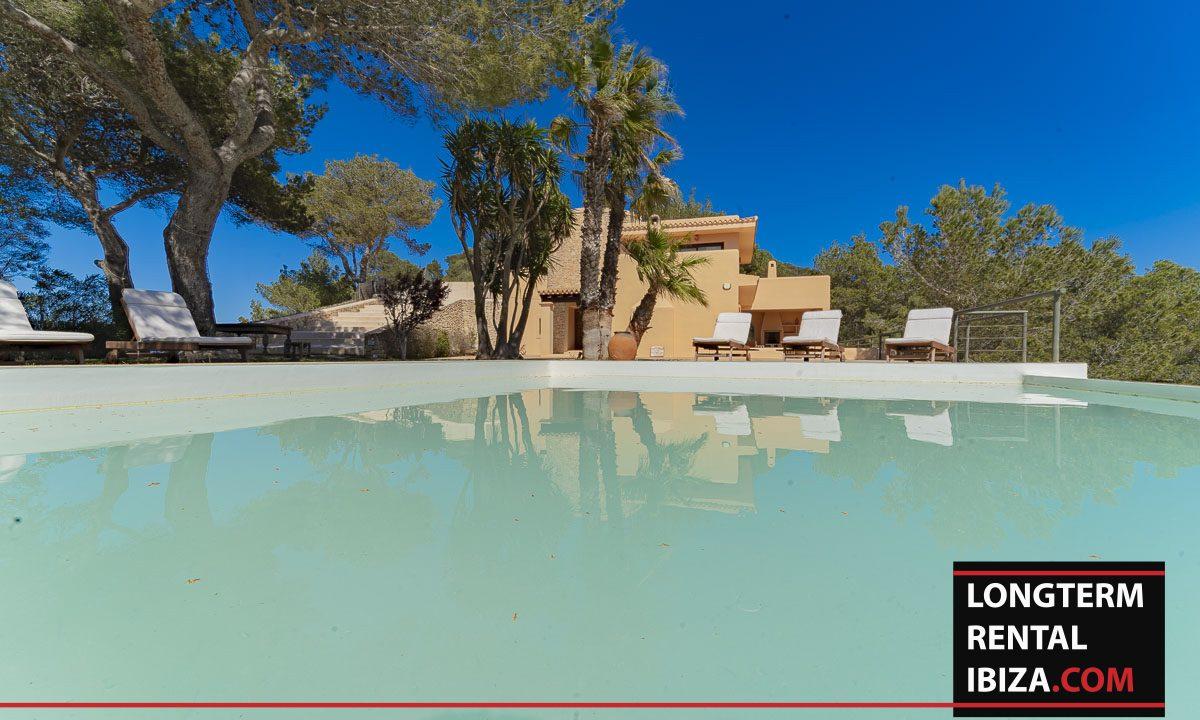 Long term rental ibiza - Mansion Cape LLonga 24