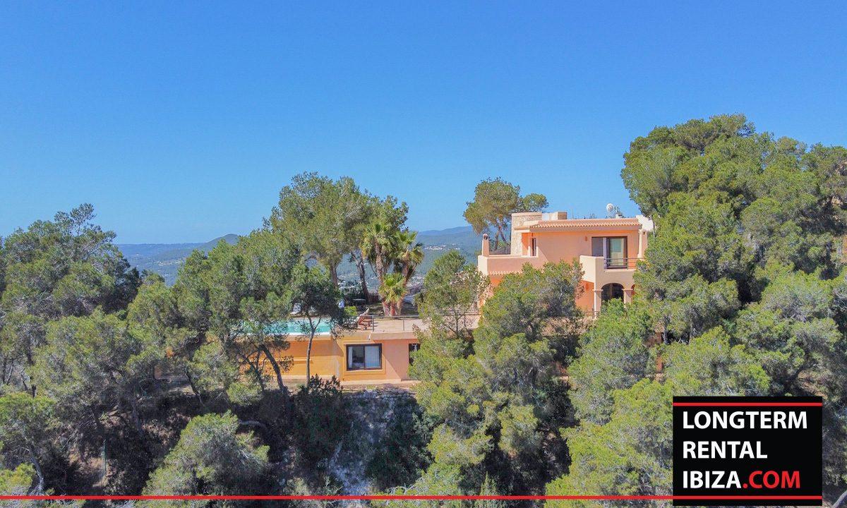 Long term rental ibiza - Mansion Cape LLonga 25