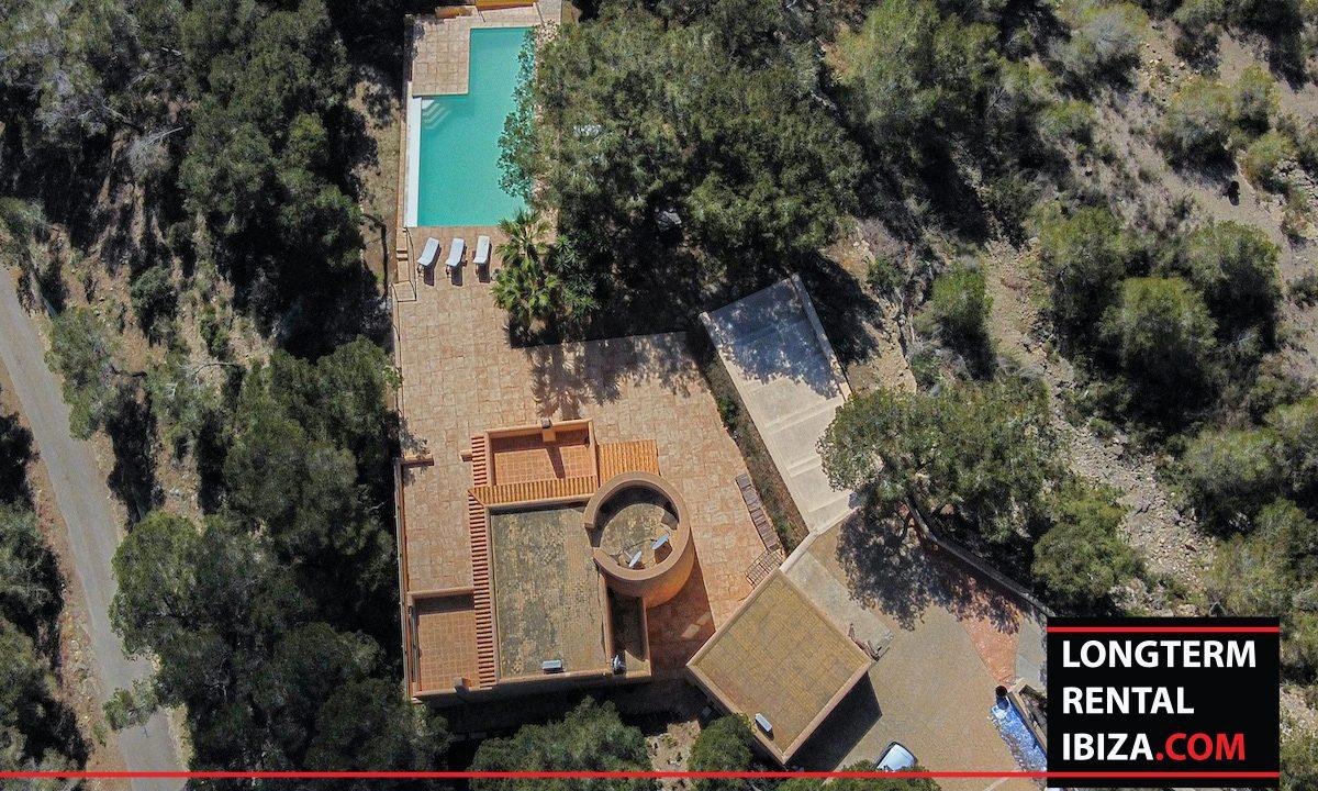 Long term rental ibiza - Mansion Cape LLonga 26