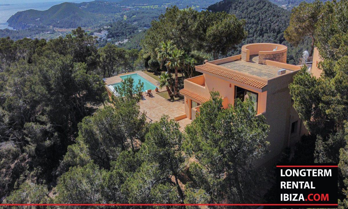 Long term rental ibiza - Mansion Cape LLonga 27