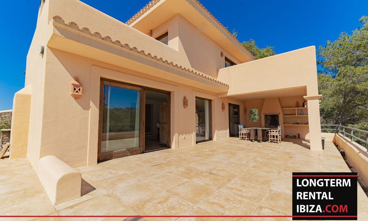 Long term rental ibiza - Mansion Cape LLonga 4