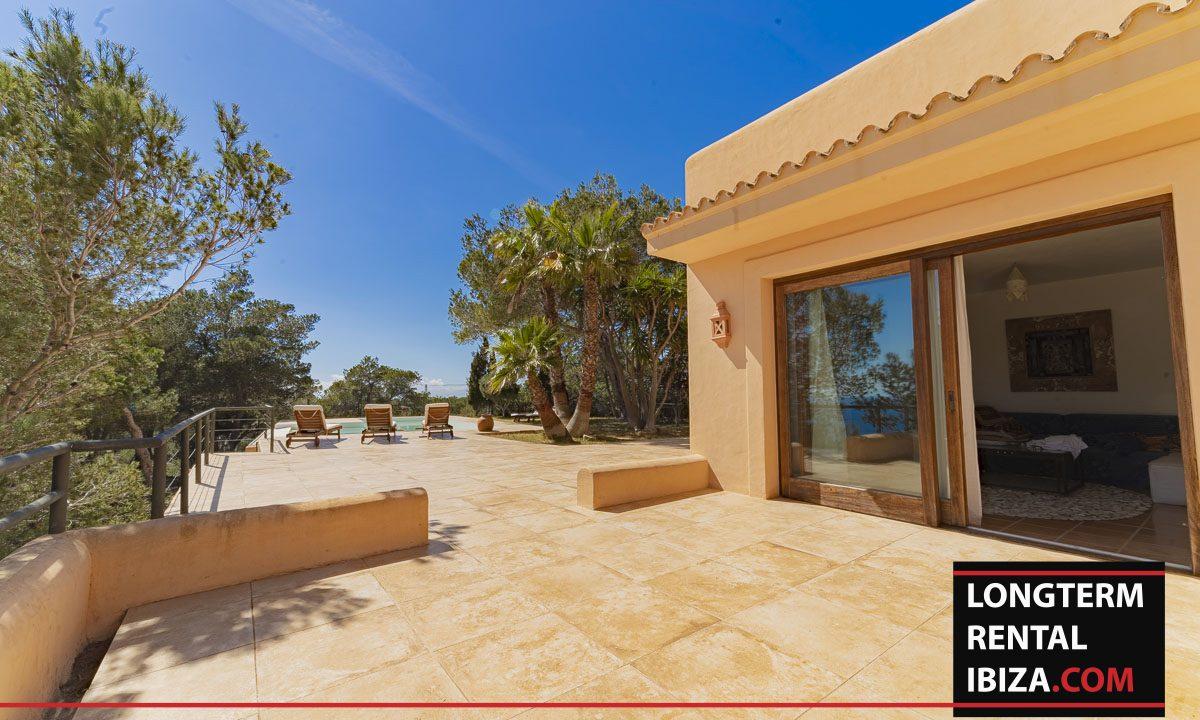 Long term rental ibiza - Mansion Cape LLonga 5