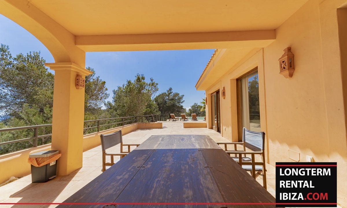 Long term rental ibiza - Mansion Cape LLonga 6