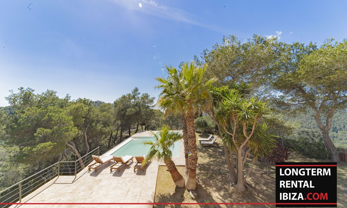 Long term rental ibiza - Mansion Cape LLonga 8