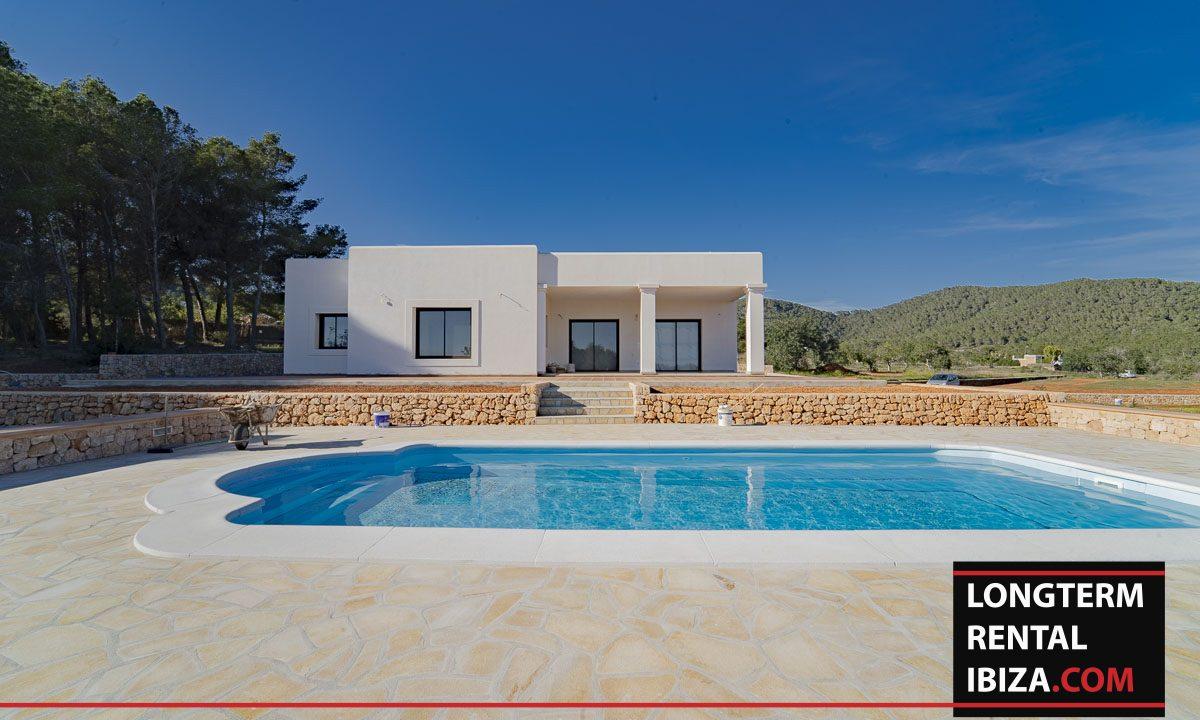 Long term rental ibiza - Villa KM4 1