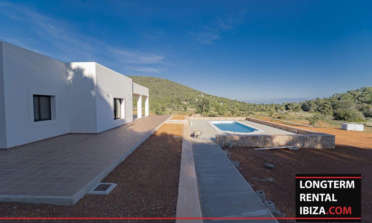 Long term rental ibiza - Villa KM4 10