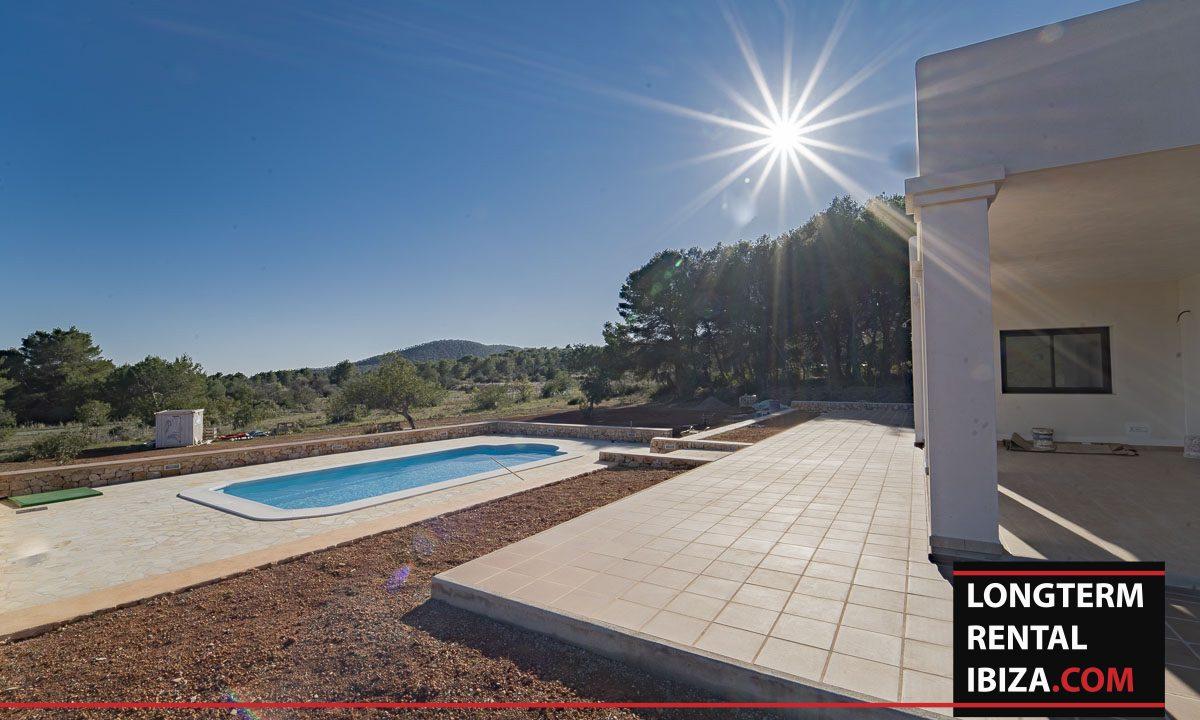 Long term rental ibiza - Villa KM4 8