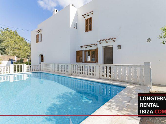 Long term rental Ibiza - Villa Islandia