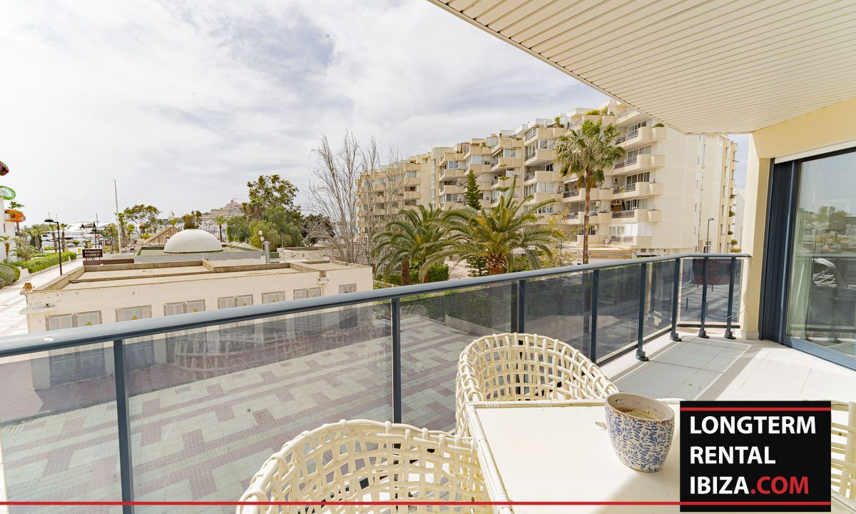 Long term rental ibiza - Apartment Avante 12