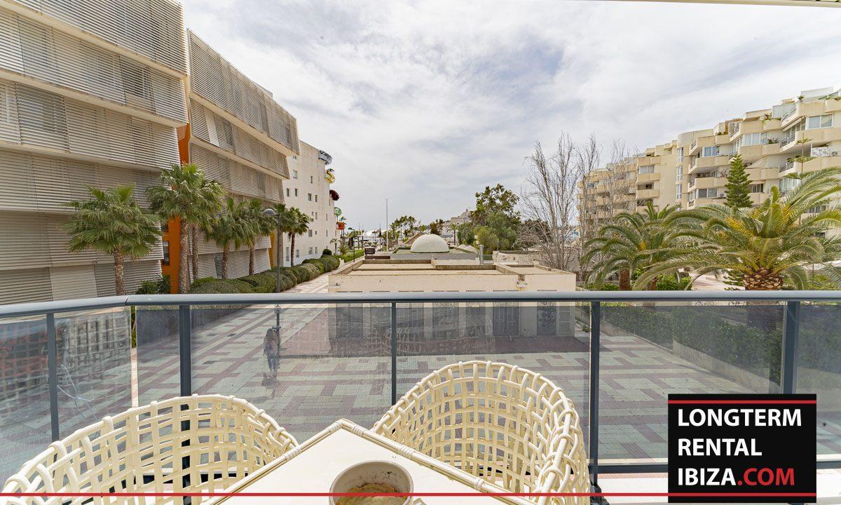 Long term rental ibiza - Apartment Avante 2
