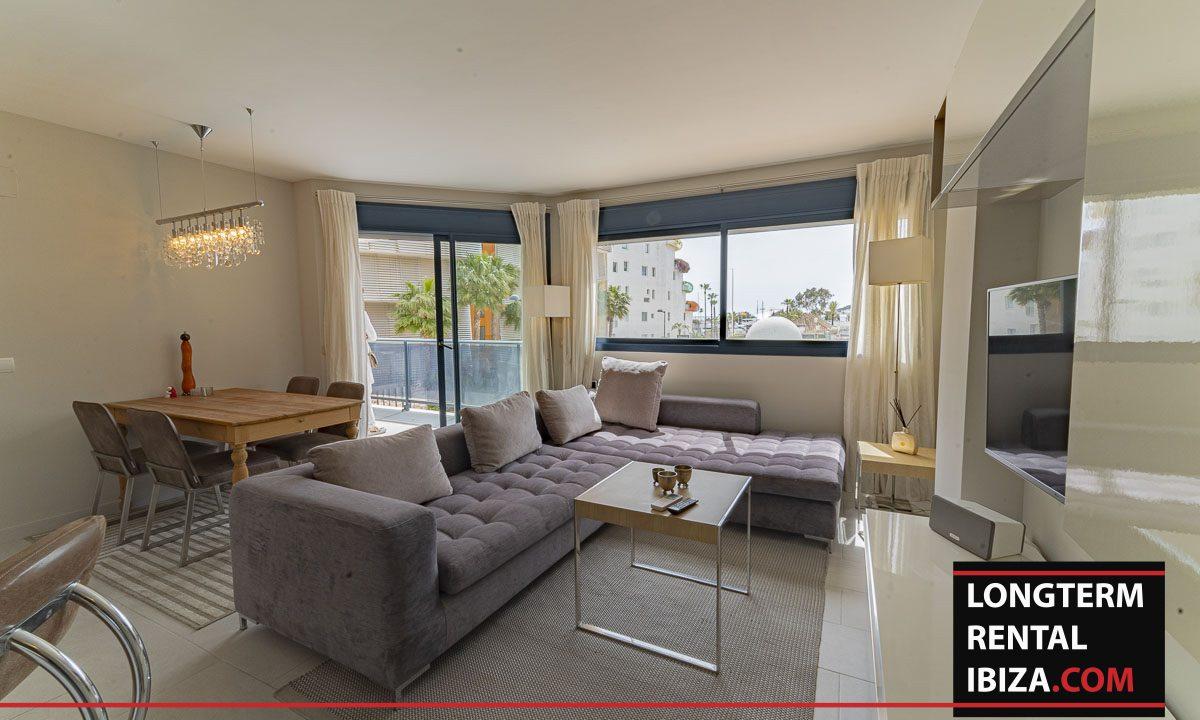 Long term rental ibiza - Apartment Avante 4