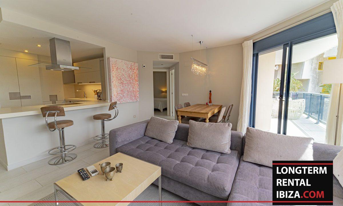 Long term rental ibiza - Apartment Avante 6