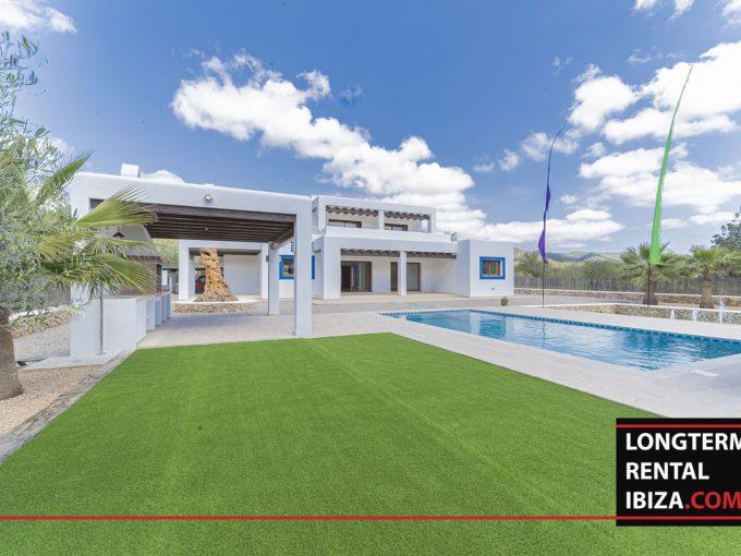 Long term rental ibiza - Villa Black