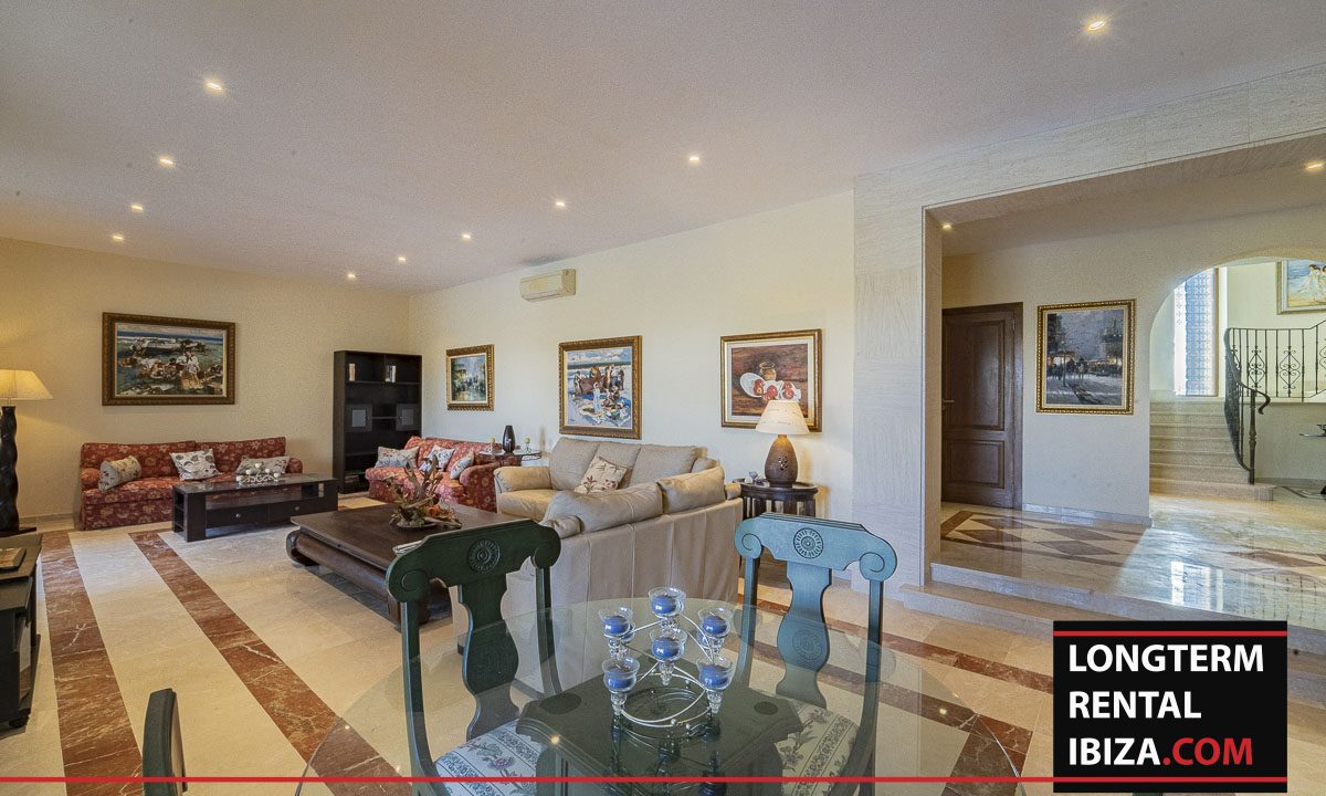 Long term rental ibiza - Villa Mercedes 1
