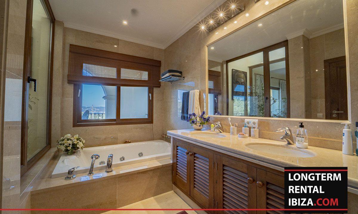 Long term rental ibiza - Villa Mercedes 12