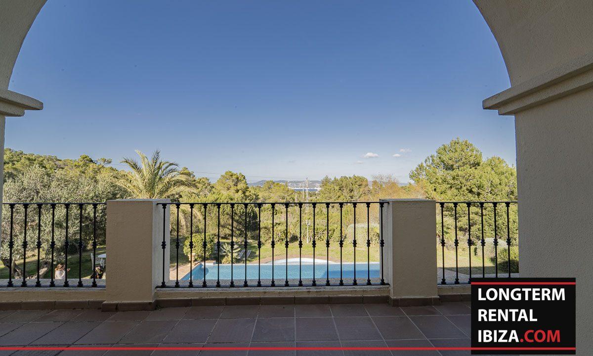 Long term rental ibiza - Villa Mercedes 16