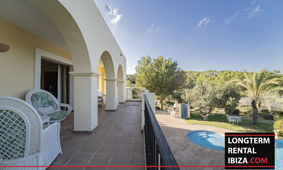 Long term rental ibiza - Villa Mercedes 19