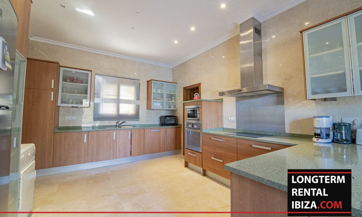Long term rental ibiza - Villa Mercedes 23