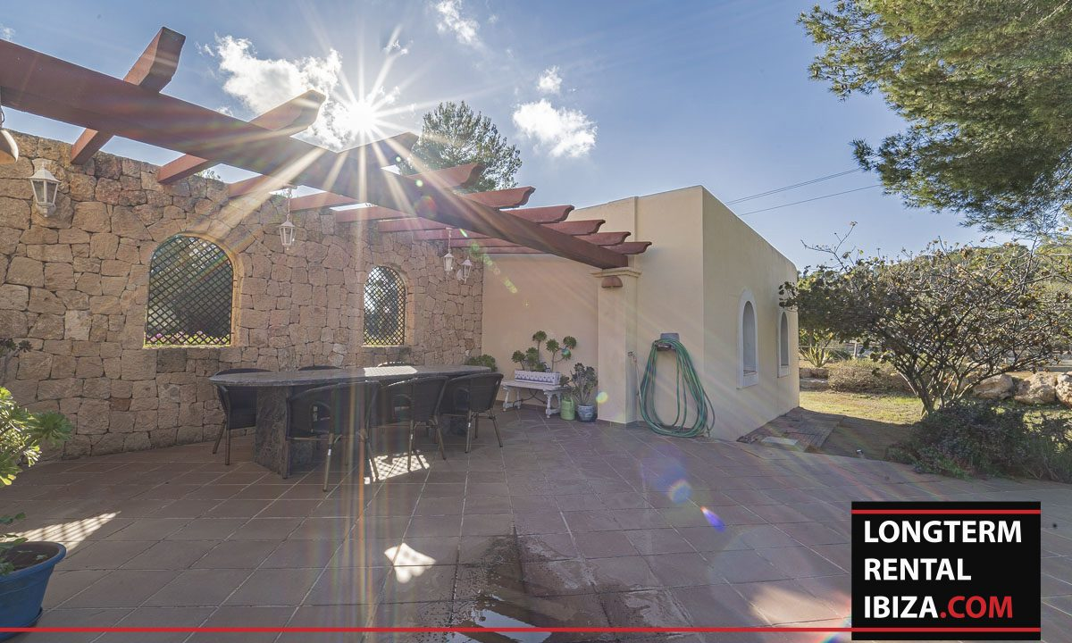 Long term rental ibiza - Villa Mercedes 28