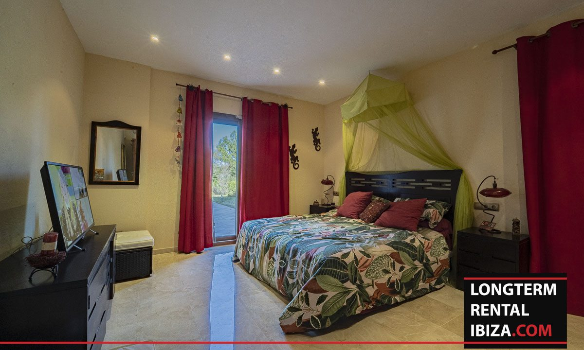 Long term rental ibiza - Villa Mercedes 3