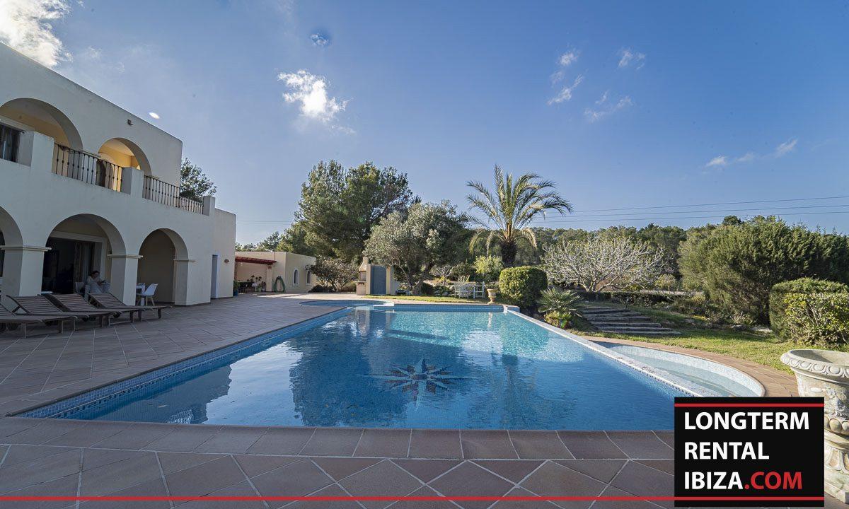 Long term rental ibiza - Villa Mercedes 30