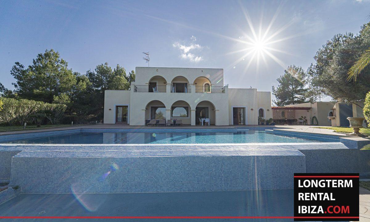 Long term rental ibiza - Villa Mercedes 33